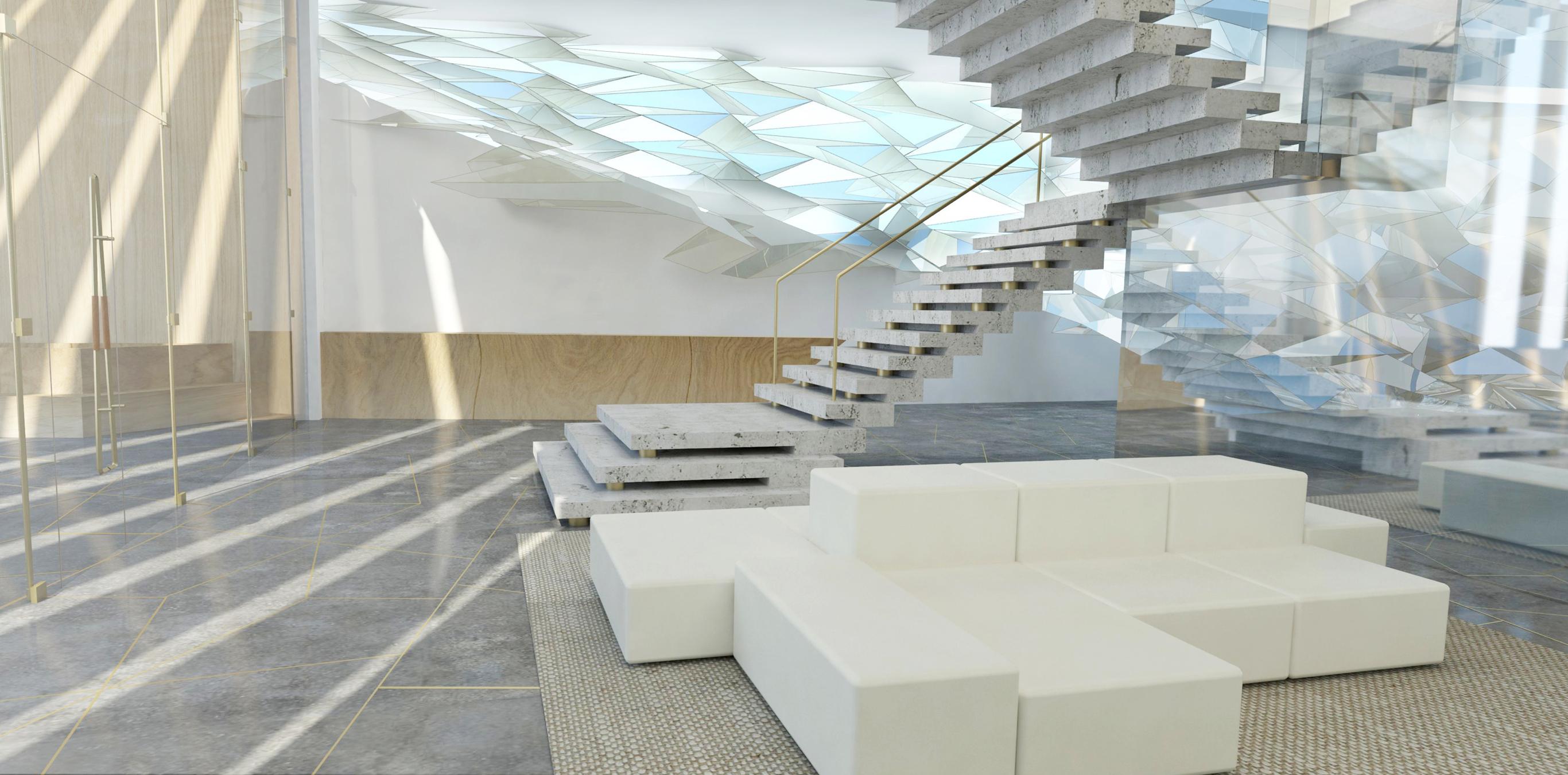 Parsons Interior Work